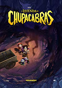 The Legend of the Chupacabras (2018)
