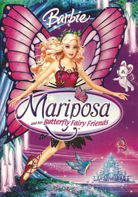 Nonton Barbie Mariposa and Her Butterfly Fairy Friends ...